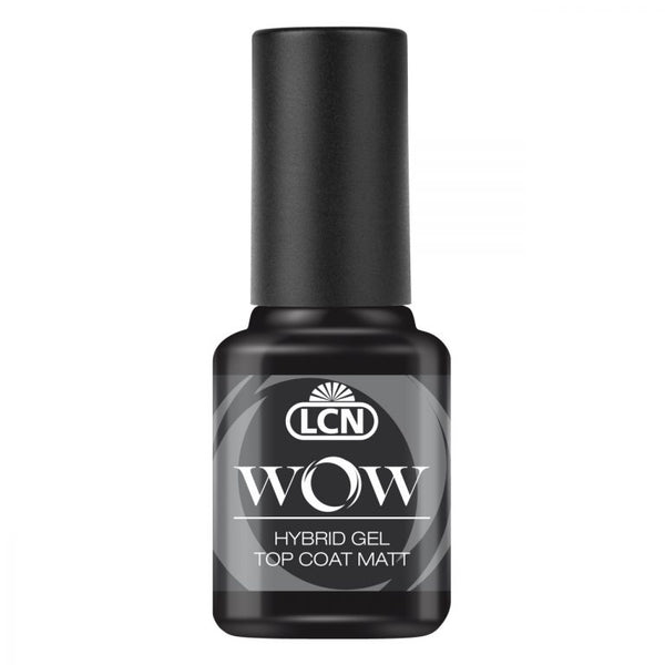 WOW Hybrid Gel Top Coat Matt 8ml - Purelien