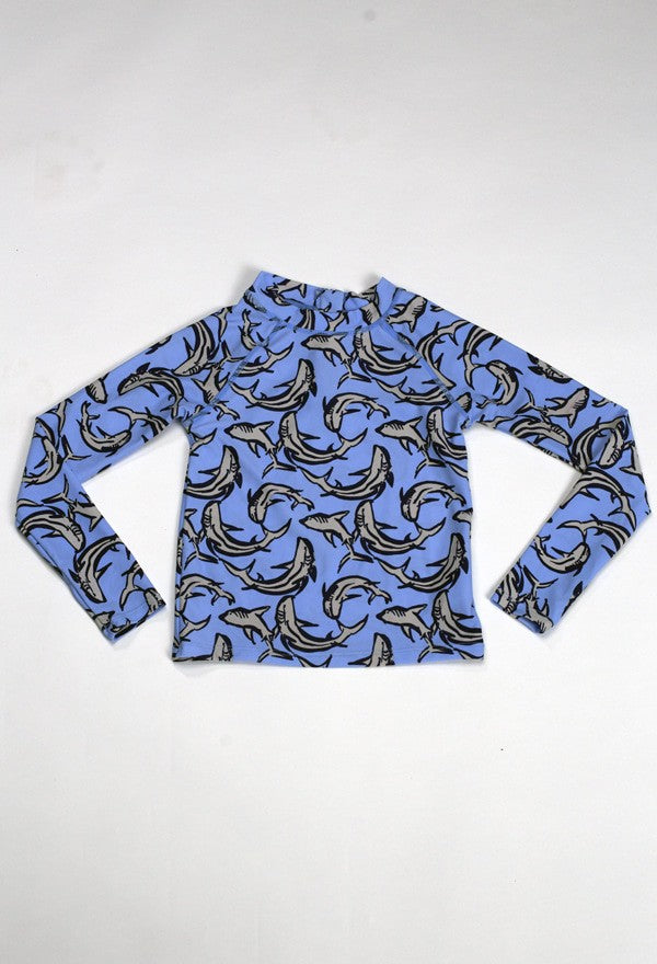 Shark Boys Rashguard