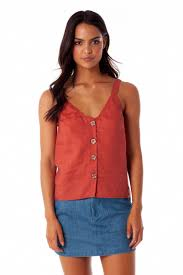 Positano Top /Berry