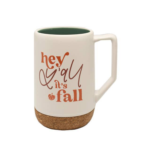 Hey Y'all Fall Mug