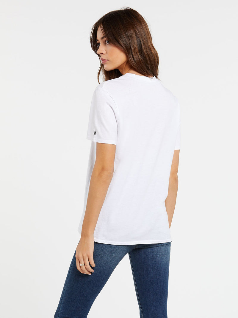One Of Each BF White Tee