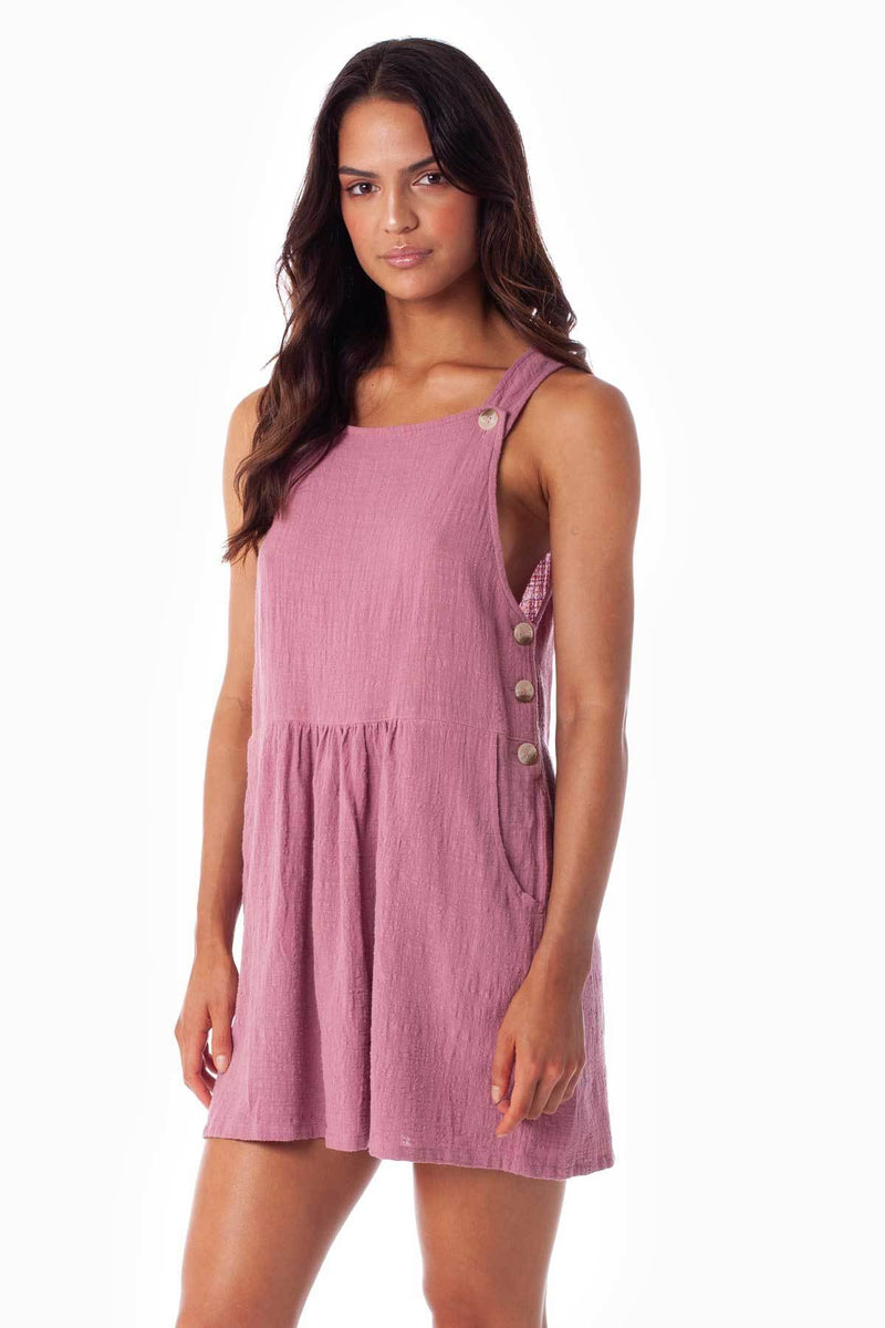 Sundown Dress/Mauve
