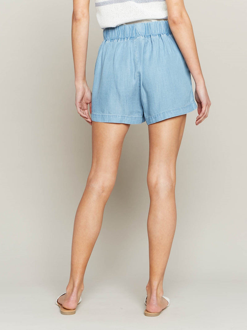 Valerie shorts in denim