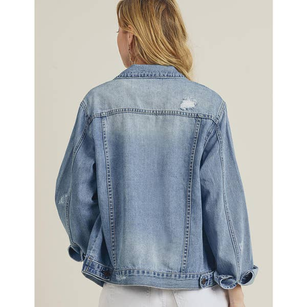 Denim Jacket Light