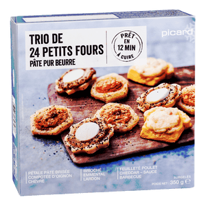 Petits fours, 24st