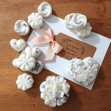 Highly scented wax melts, gift set, soy natural wax aromatherapy