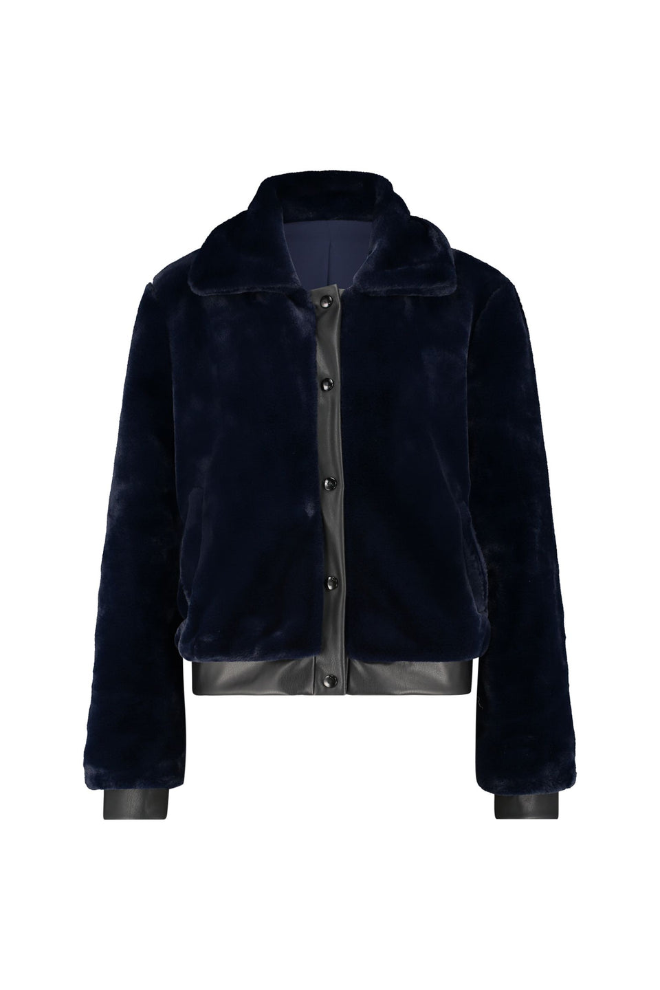 Maddox Coat - Navy
