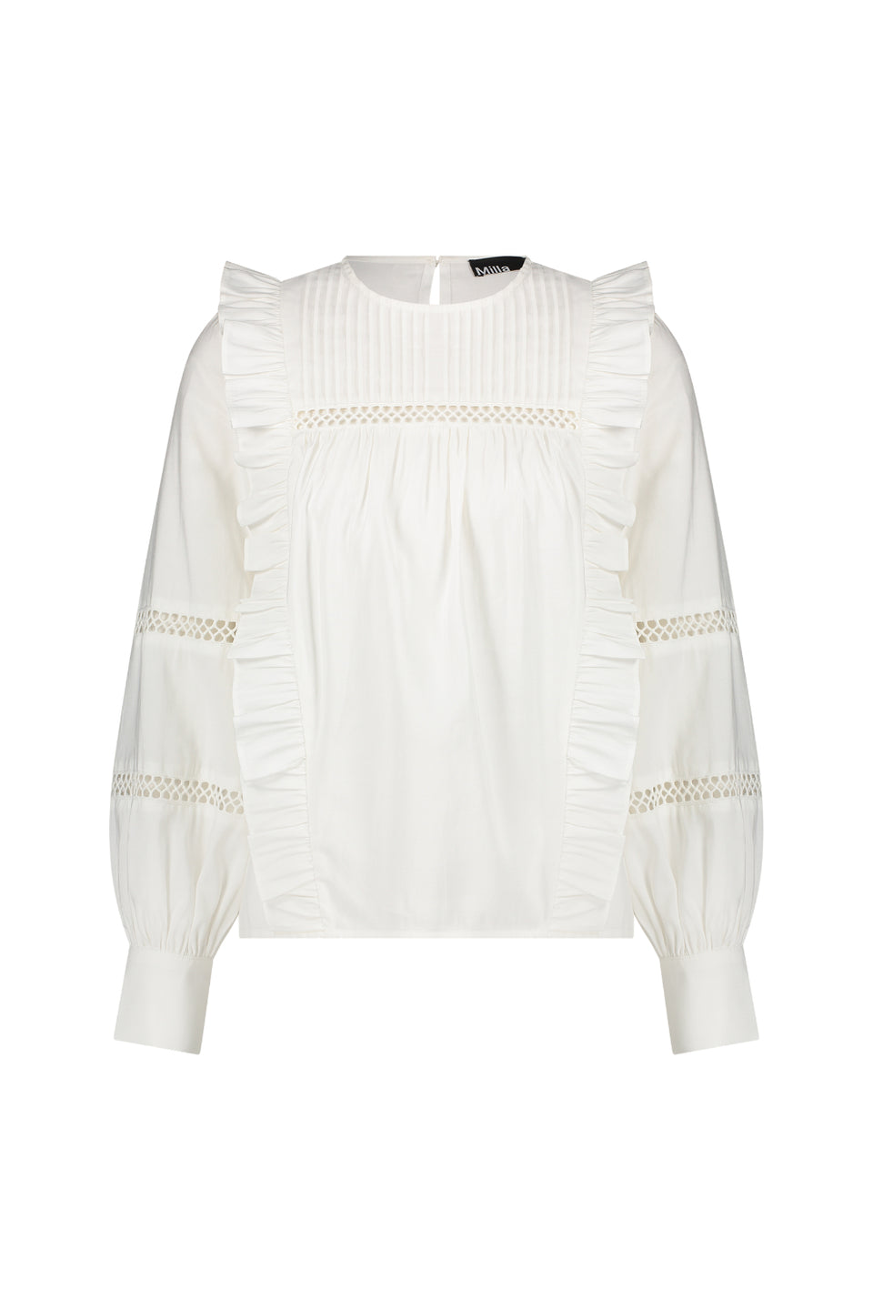 Bo Blouse - Cream