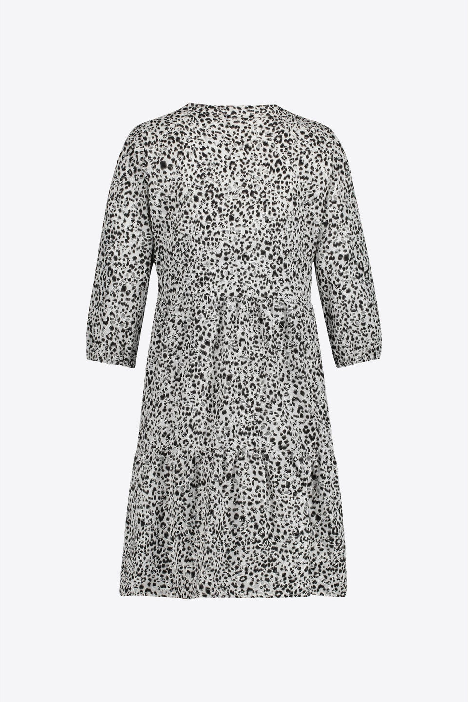 Donna Dress - Leopard Print