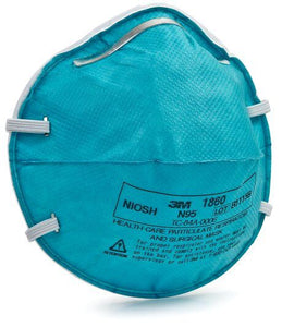 N95 NIOSH Respirator Mask - 3M