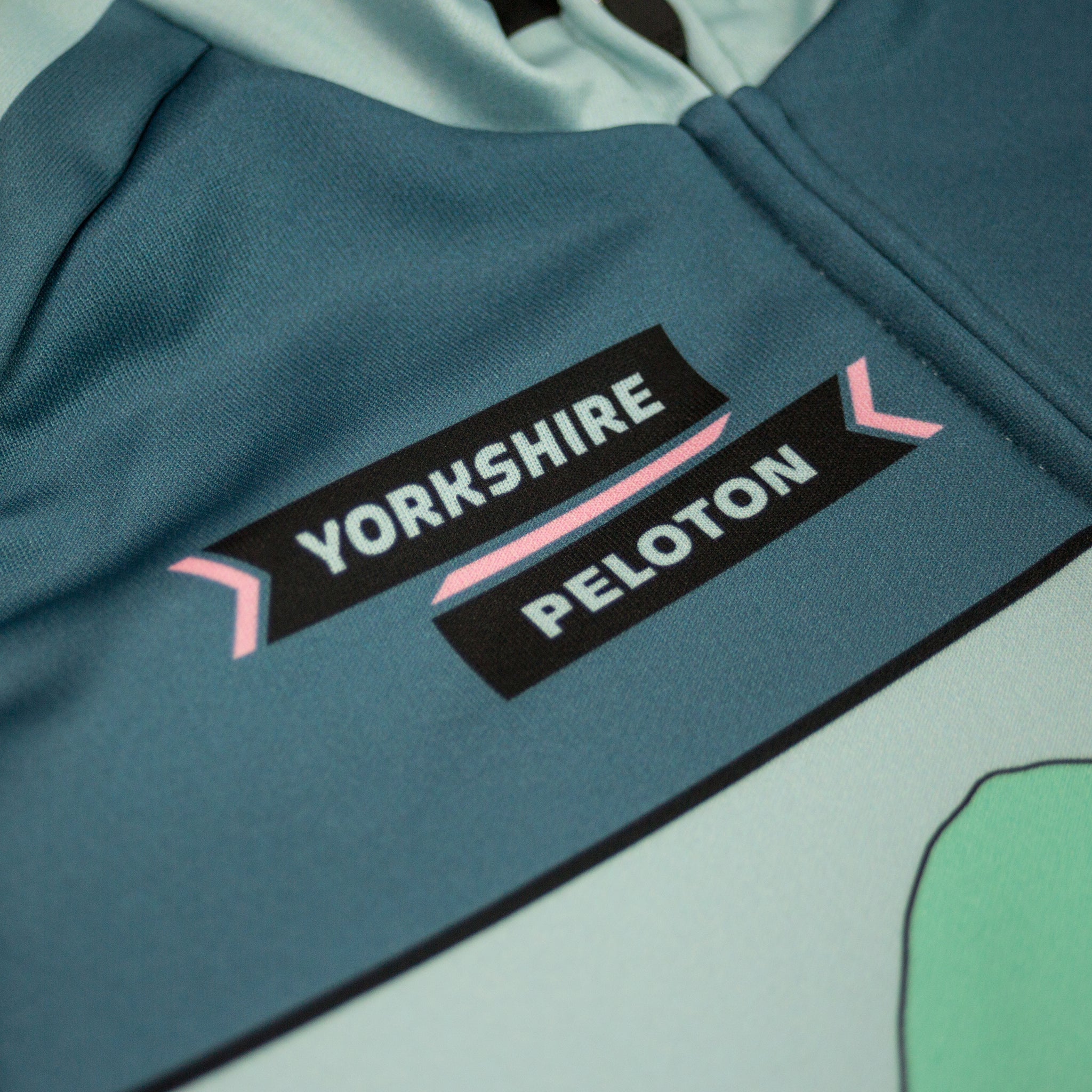 Team McKee Cycling Jersey - Female