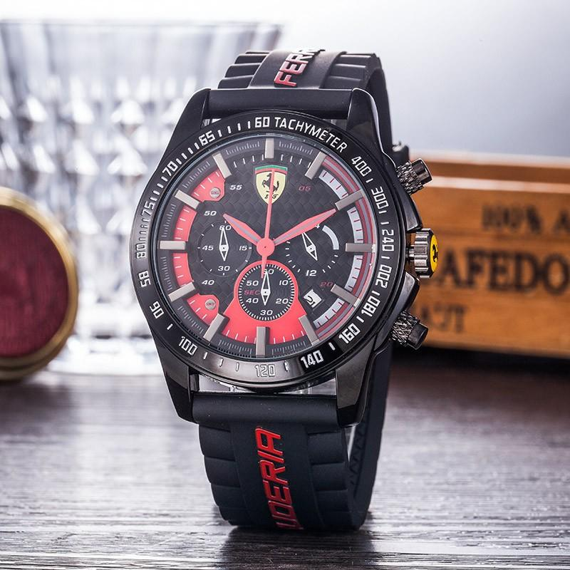 THE  FERRARI WATCH