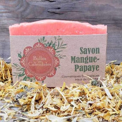 Savon Mangue-Papaye