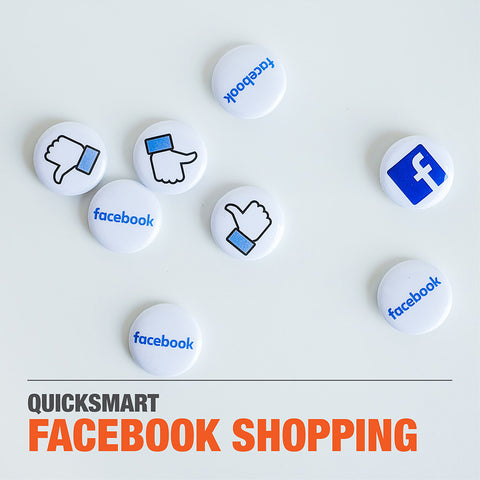 Quickstart Facebook Shopping