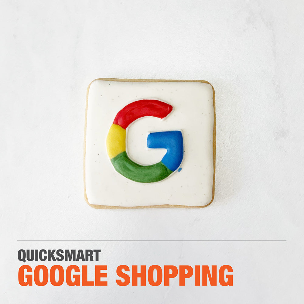 Quickstart Google Shopping
