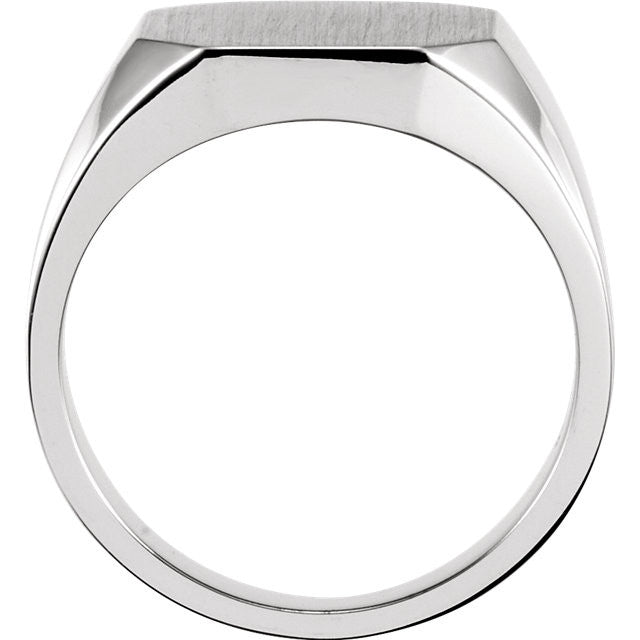 Ring > Signet > Men's