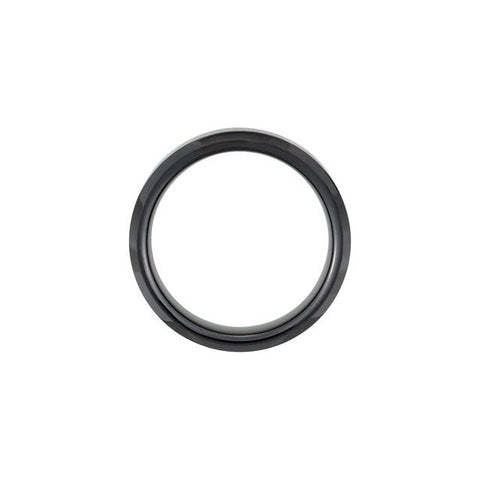 .5 > Band > Beveled > 8mm > Black