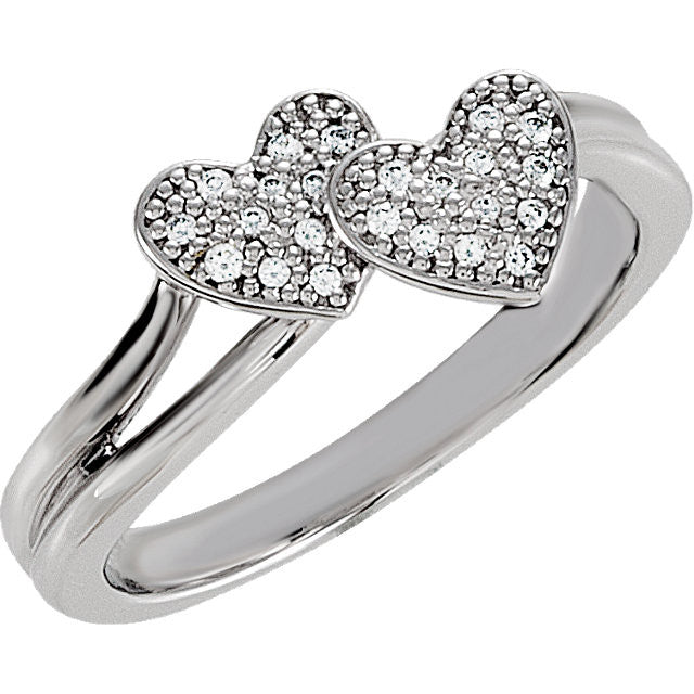 Ring > Heart > Double > Zirconia > Cubic