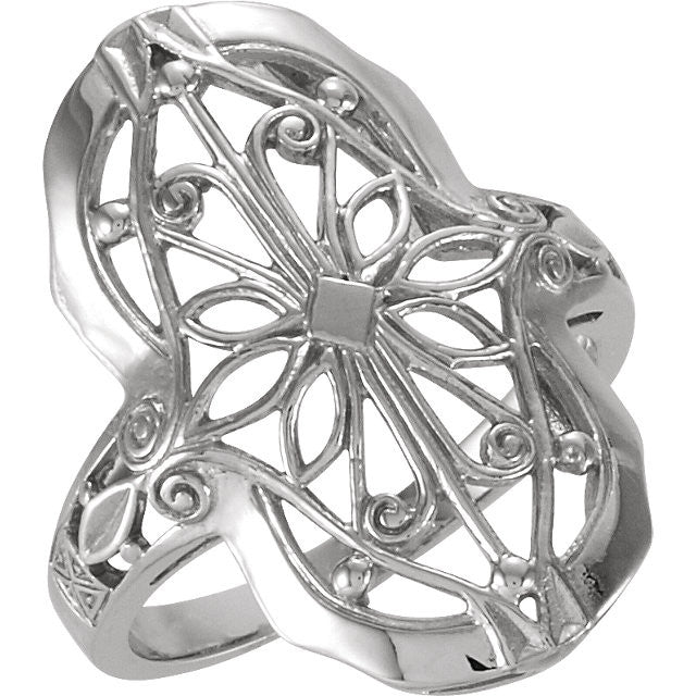 Ring > Filigree