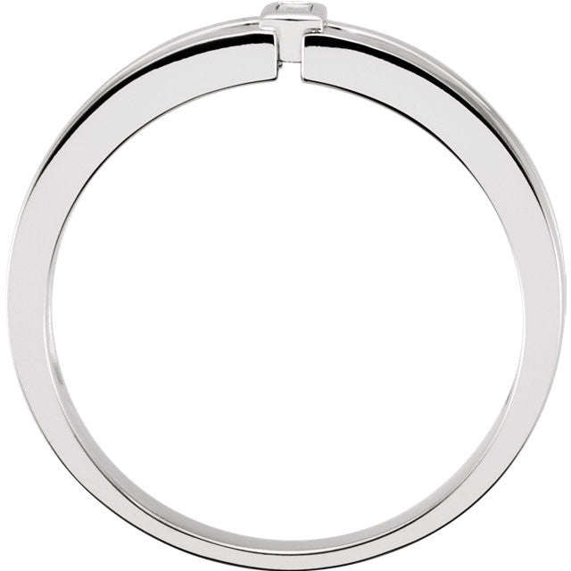 Band > Men's > Diamond > .05 CTW > 4.85mm