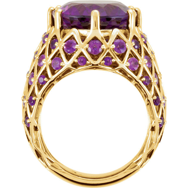 Ring > Nest-Design > Amethyst