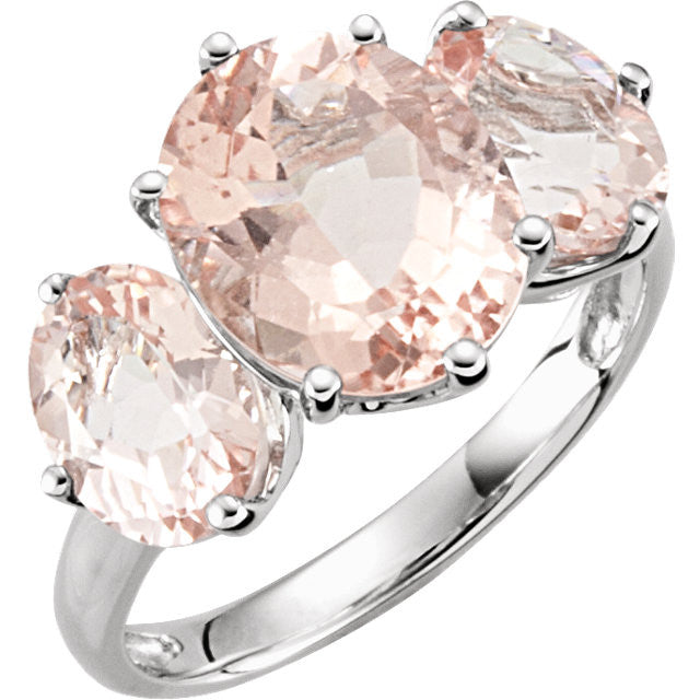 Ring > Morganite