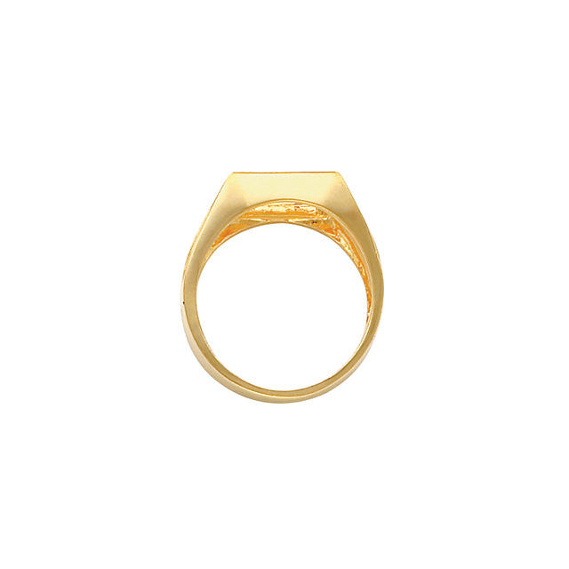 Mounting for Onyx > Ring > Men's