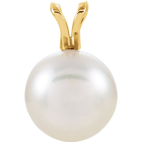 > Pendant > Pearl > Cultured > Akoya > 8mm >