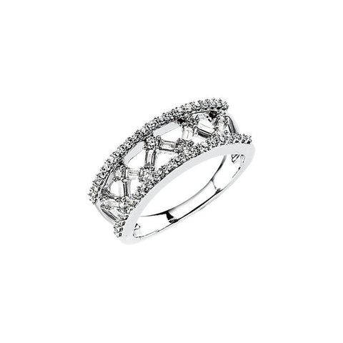 Band > Anniversary > Design > Openwork > Diamond > 5/8 CTW