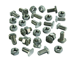 Assorted Greenhouse Nuts & Bolts