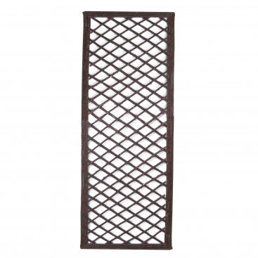 Extra Strong Framed Willow Trellis - Square 1.8 X 0.60M