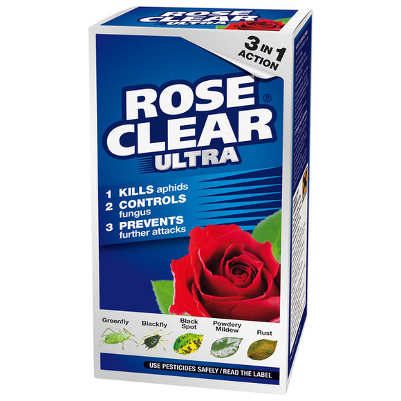 Roseclear Ultra 1Ltr RTU & 200ml Concentrate