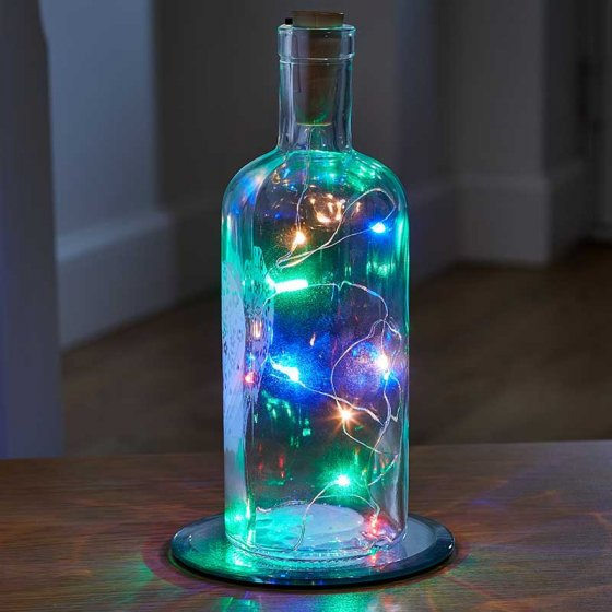 Bottle It! Bottle Lights