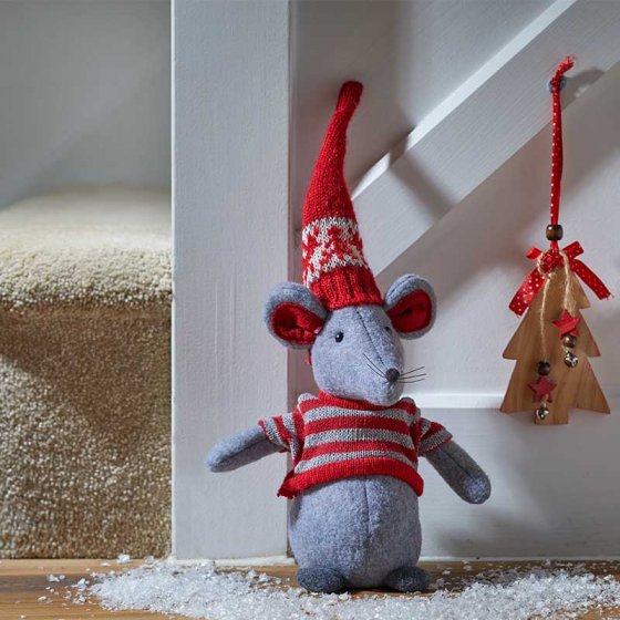 Mouse - Rodent Rodeo - Christmas Mouse
