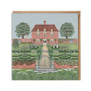 Manor House Card