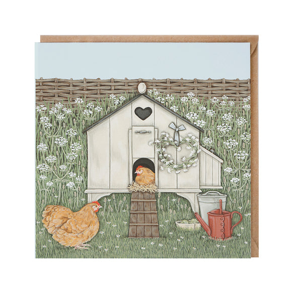 Hen House Card