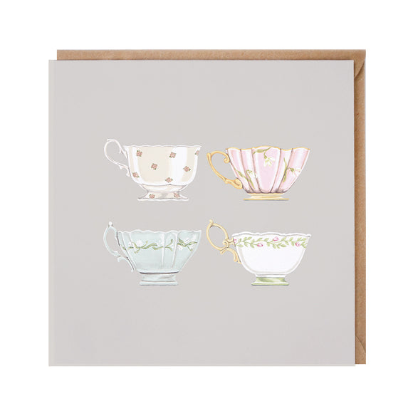 Cups Card