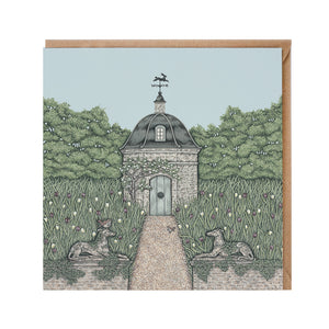 Garden Folly Card