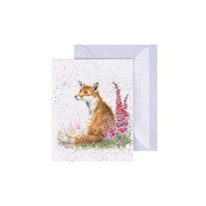 Foxgloves Enclosure Cards