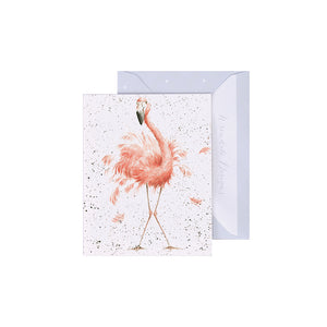 Pretty In Pink Enclosure Card