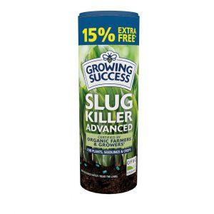 Growing Success Slug Killer Advanced 500G + 15% Extra Free