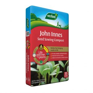 John Innes Seed Sowing Compost - 35ltr or 10ltr