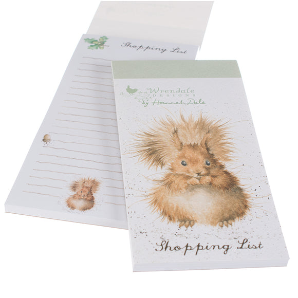 Squirrel Shopping Pad