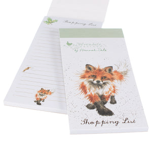 Fox Shopping Pad