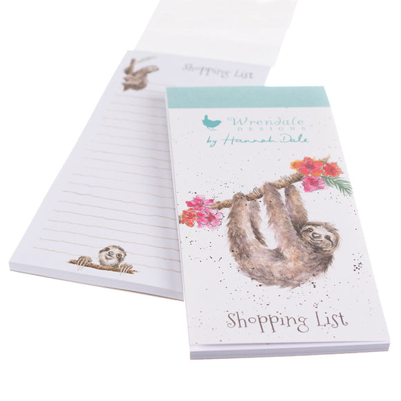 Sloth Shopping Pad