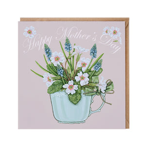 Happy Mother'S Day (Primroses) Card