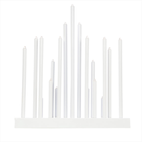 Candle Bridge - White -