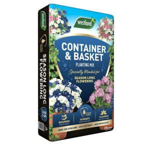 Container & Basket Compost 60L - Westland