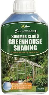 Summer Cloud Greenhouse Shading - 500ml