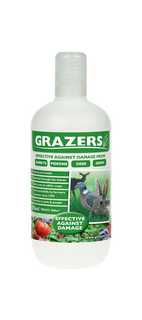 Grazers G1 Rabbit & Deer 375ml